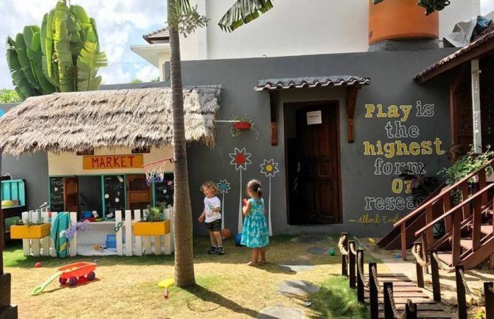 Liburan Bersama Keluarga? Nih 10 Restoran dengan Playground di Bali 10 Restoran dengan Playground di Bali