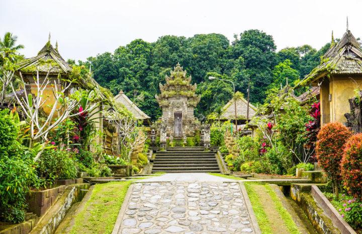 5 Desa Adat di Bali Membuat Perjalanamu Lebih Berkesan 5 desa adat di bali