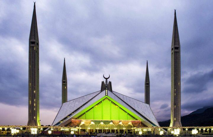 Megah Dan Bersejarah, Berikut 10 Masjid Terbesar di Pakistan 10 masjid terbesar di pakistan