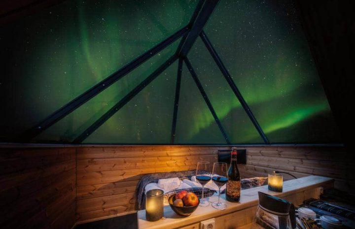 10 Hotel Kaca Terbaik di Dunia Tawarkan Pemandangan Langit Paling Memukau