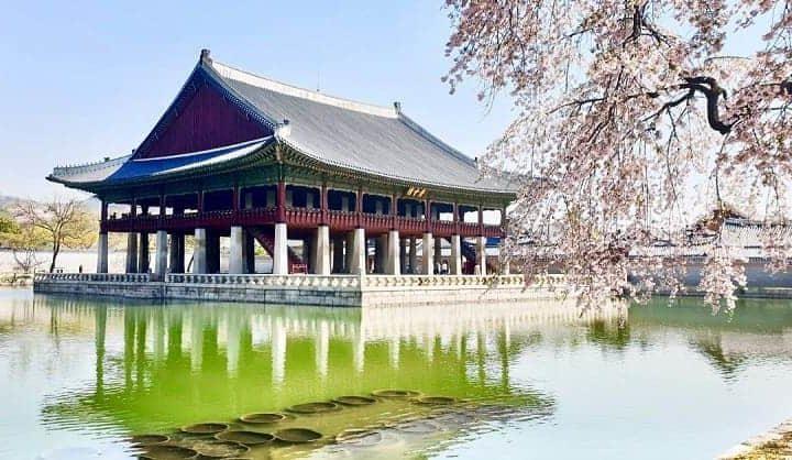 Istana Terkenal di Korea Selatan