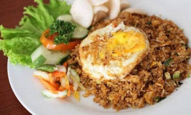 10 Nasi goreng enak di Malang, Paling Enak dinikmati malam Hari