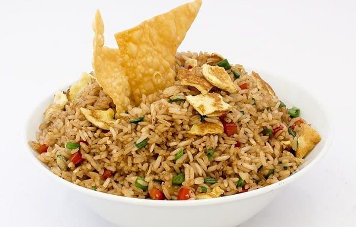 Pinneapple Fried Rice