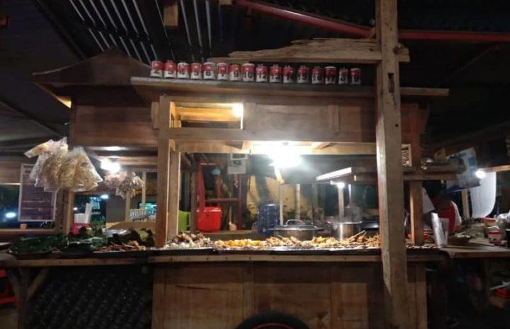 Obati Rasa Rindu di 7 Angkringan Ala Jogja Di Surabaya
