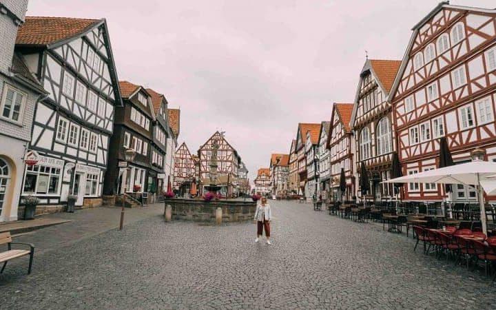 10 Kota Tua Cantik di Jerman Bikin Betah jalan jalan seharian