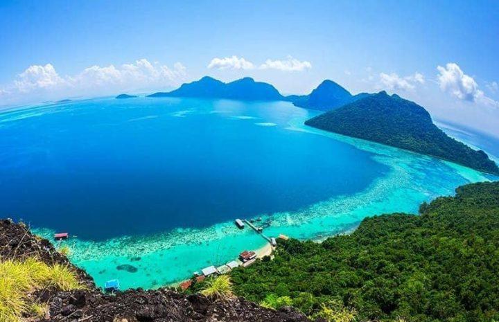 10 Tempat Wisata Kinabalu Pesonanya Bikin Halu