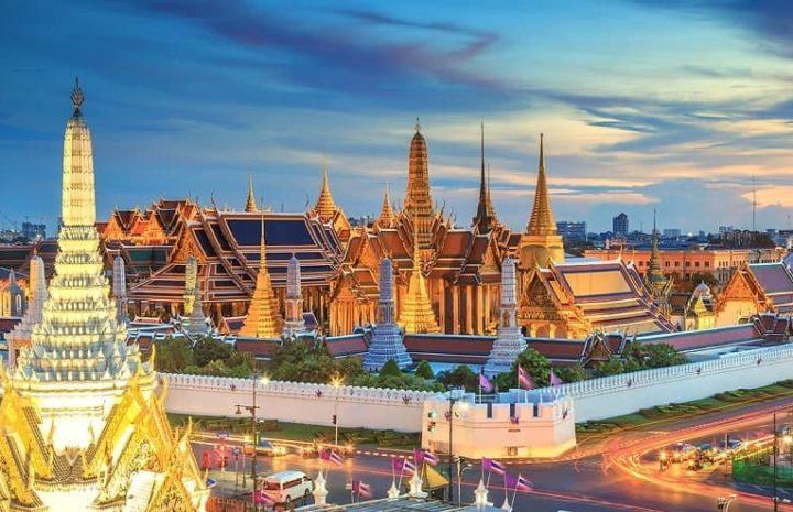 Wisata Religi Ke 10 Candi Terkenal di Thailand