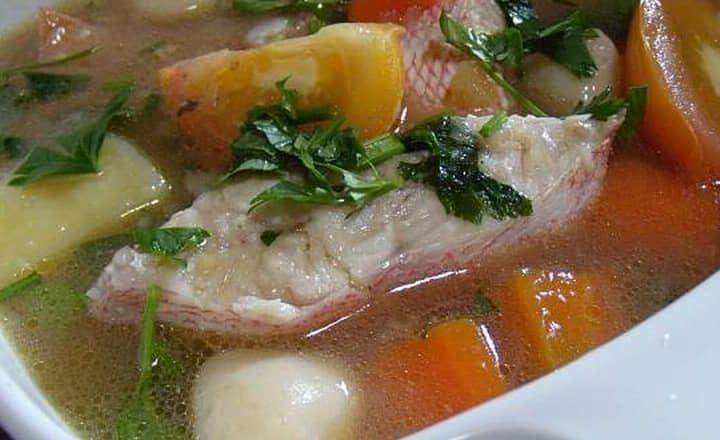 Kesegaran 10 Ikan Kuah khas Nusantara Paling Lezat di Indonesia 10 Ikan Kuah khas Nusantara Paling Lezat di Indonesia