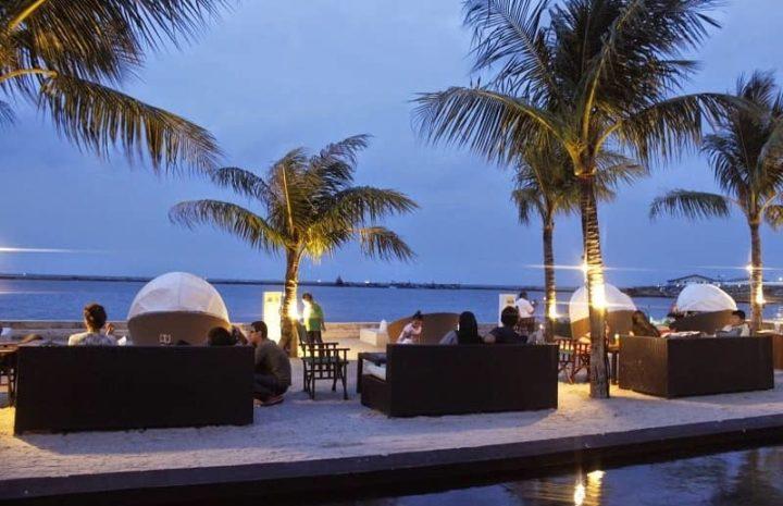 7 Restoran di Jakarta dengan Pemandangan Laut Bikin Mata Dan Hati Seger Kembali
